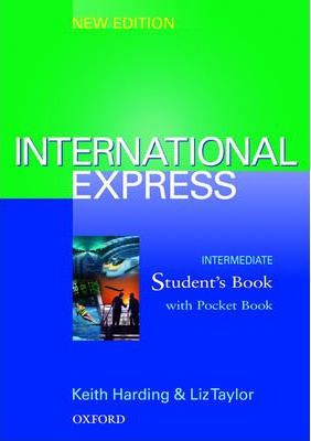 International Express: Student's Book (with Pocket Book) Intermediate level