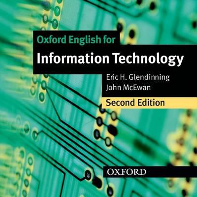Oxford English for Information Technology Audio CD