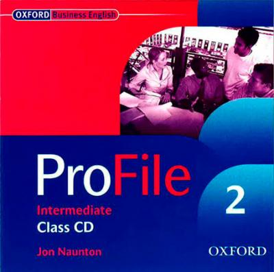 ProFile 2: Class Audio CD