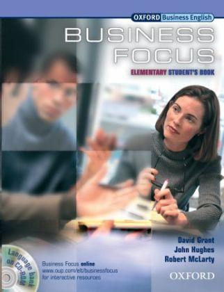 Business Focus Elementary: Student's Book with CD-ROM Pack: Business Focus Elementary: Student's Book with CD-ROM Pack Student's Book with CD-ROM Pack Elementary level