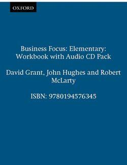 Business Focus Elementary: Workbook with Audio CD Pack