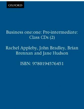 Business one:one Pre-intermediate: Class CDs (2)