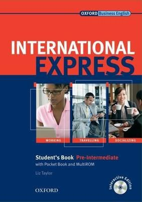 New International Express: Student's Book and Pocket Book and MultiROM Pre-intermediate level