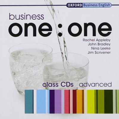 Business one:one Advanced: Class Audio CDs (2)