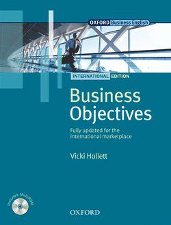 Business Objectives International Edition: Student's Pack