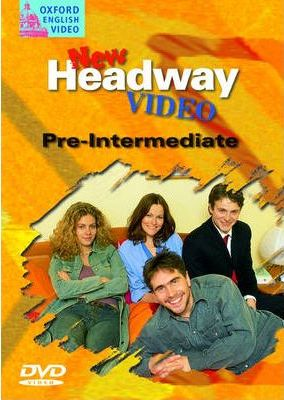 New Headway Video: Pre-Intermediate: DVD