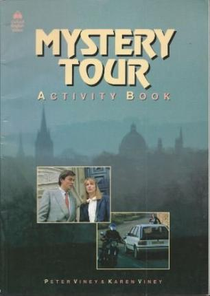 Mystery Tour: Activity Book