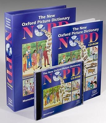 New Oxford Picture Dictionary: (Windows/Macintosh) Single User Licence