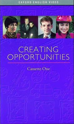 Creating Opportunities: No.1