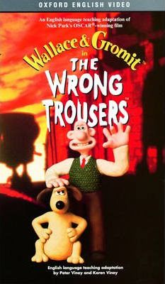 Wallace and Gromit: English Language Teaching Adaptation