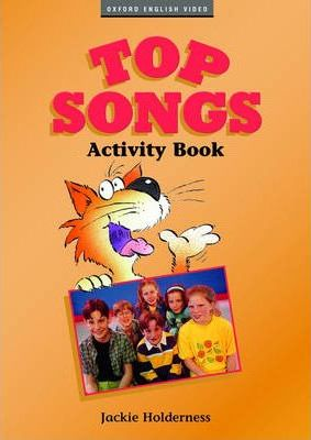 Top Songs: Activity Book v.1