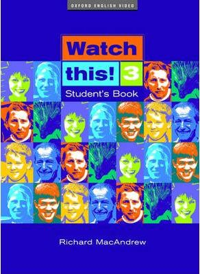 Watch This!: Student's Book Level 3