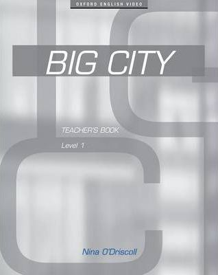 Big City: Teacher's Book Level 1