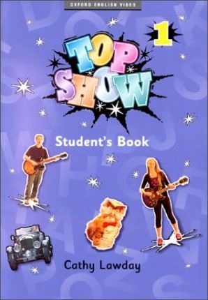 Top Show: Activity Book Level 1
