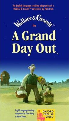 A Grand Day Out: VHS PAL