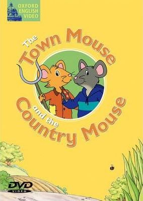Fairy Tales: The Town Mouse and the Country Mouse DVD