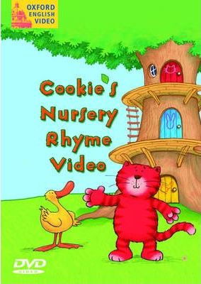 Cookie's Nursery Rhyme Video: DVD