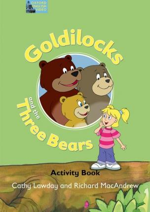 Fairy Tales: Goldilocks and the Three Bears Activity Book