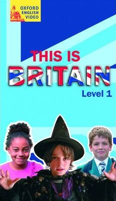 This is Britain, Level 1: VHS PAL
