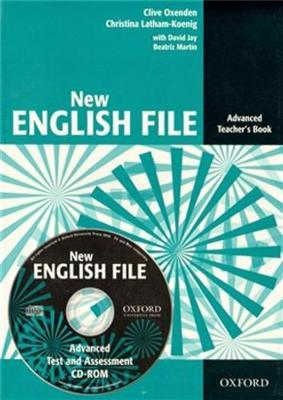 New English File: Advanced: Teacher's Book with Test and Assessment CD-ROM
