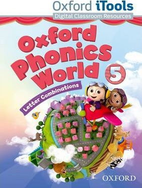 Oxford Phonics World: Level 5: iTools