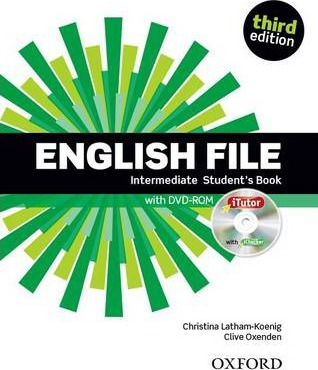 New English File Intermediate Book Pdf