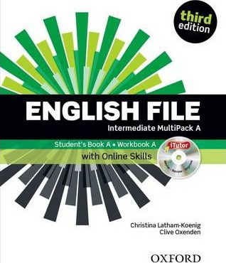 English File third edition: Intermediate: MultiPACK A with Oxford Online Skills