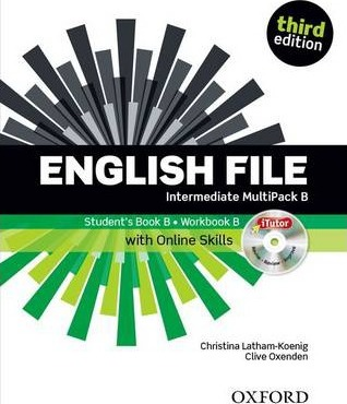 English File third edition: Intermediate: MultiPACK B with Oxford Online Skills