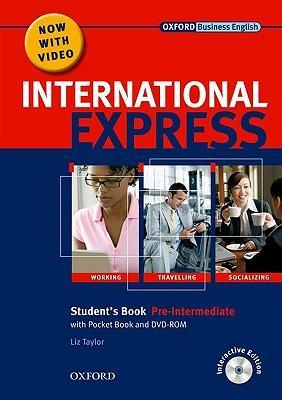 International Express: Pre-Intermediate: Student's Pack: (Student's Book, Pocket Book & DVD)
