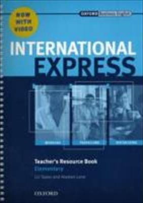 International Express: Elementary: Teacher's Resource Book with DVD