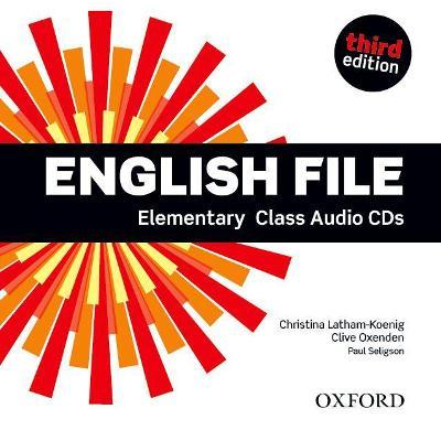 English File Elementary Students Book