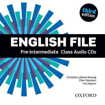 English File third edition: Pre-intermediate: Class DVD