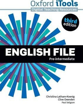 English File 3 Pre-Intermediate wordlist - Memrise