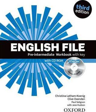 Pre-intermediate: Workbook with key and iChecker