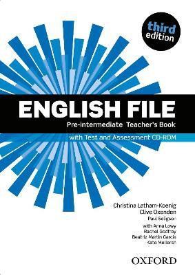 English File Third Edition Pre-intermediate Students Book