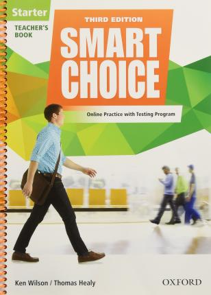 Smart Choice: Starter Level: Teacher's Book with access to LMS with Testing Program