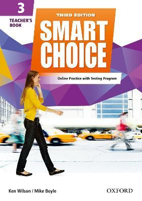Smart Choice: Level 3: Teacher's Book with access to LMS with Testing Program
