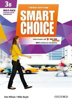 Smart Choice: Level 3: Multi-Pack B with Online Practice and On The Move