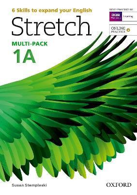 Stretch: Level 1: Student's Book & Workbook Multi-Pack A with Online Practice