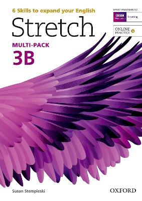Stretch: Level 3: Student's Book & Workbook Multi-Pack B with Online Practice