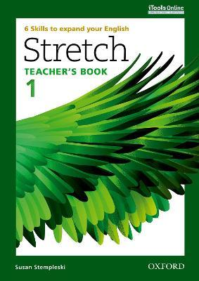 Stretch: Level 1: Teacher's Book with iTools Online