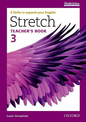 Stretch: Level 3: Teacher's Book with iTools Online