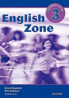English Zone 3: Teacher's Book