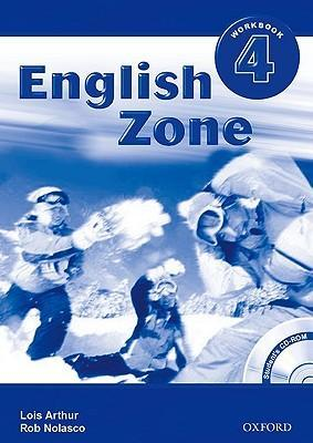 English Zone 4: Workbook with CD-ROM Pack
