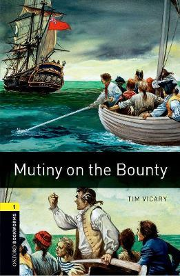 Oxford Bookworms Library: Level 1:: Mutiny on the Bounty audio pack