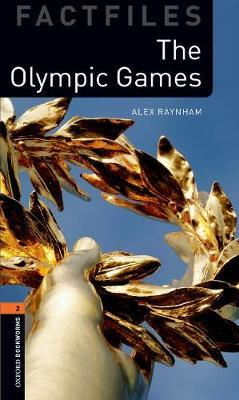 Oxford Bookworms Library Factfiles: Level 2:: The Olympic Games audio pack