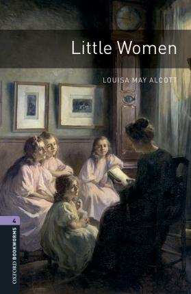 Oxford Bookworms Library: Level 4:: Little Women audio pack