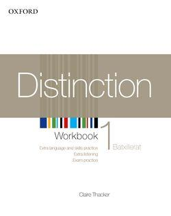 Distinction 1: Workbook (Catalan)