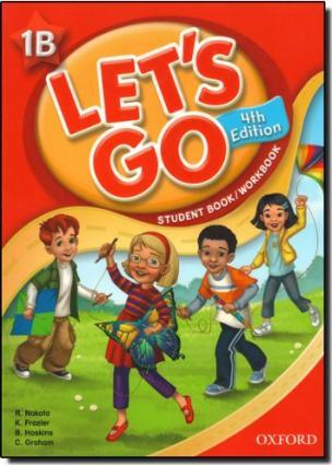 Lets Go Now 1B Student Book/work Book with Multi-ROM Pack
