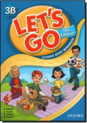 Lets Go Now 3B Student Book/work Book with Multi-ROM Pack